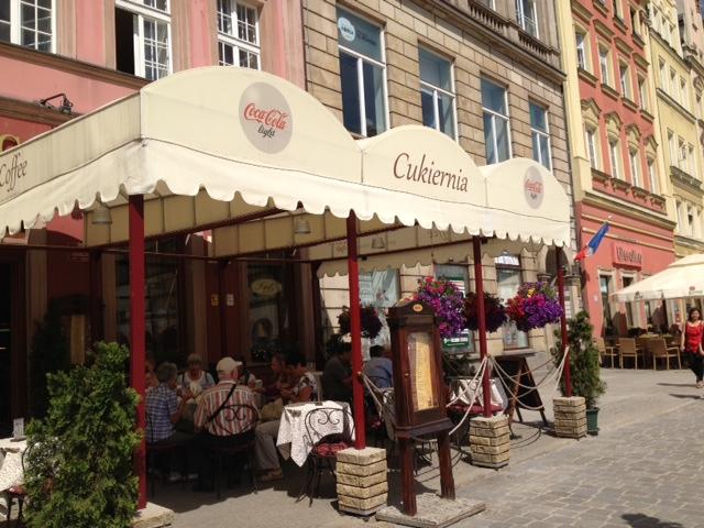 Cukiernia Pomorzanka, Wroclaw