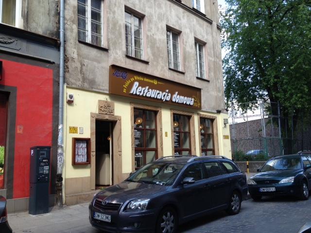 Domowa Restauracja, Wroclaw