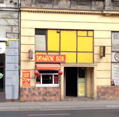 Dragon Box, Wroclaw