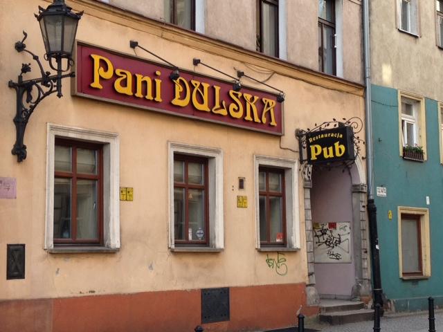 Pani Dulska Pub, Wroclaw