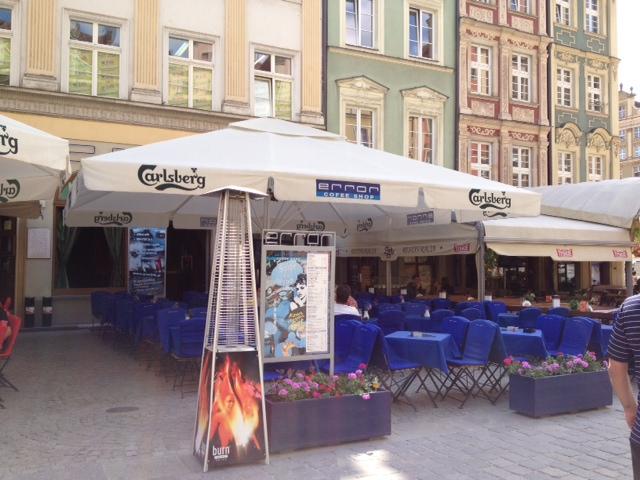 Error Cafe, Wroclaw