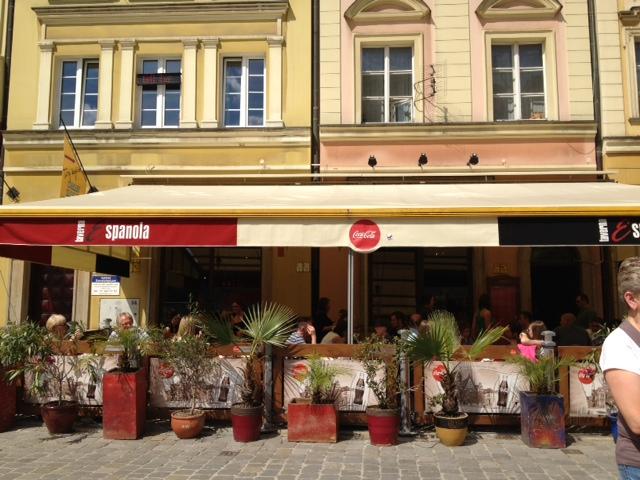 Taverna Espanola, Wroclaw