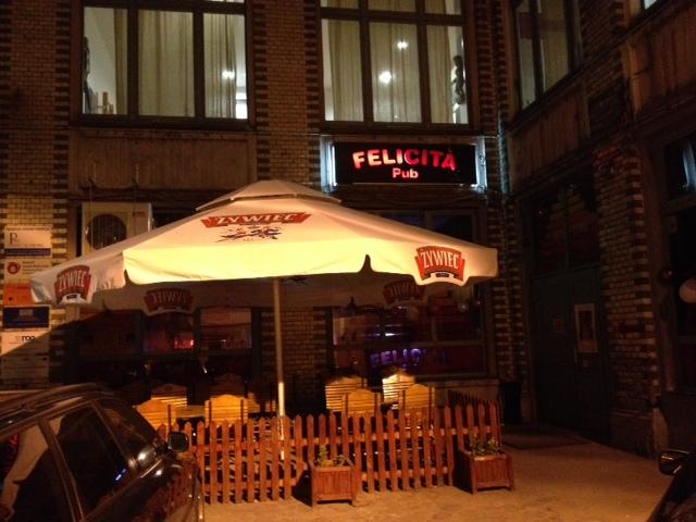 Felicita Pub, Wroclaw