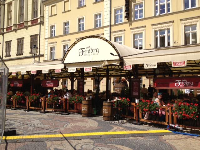 Pod Fredra, Wroclaw