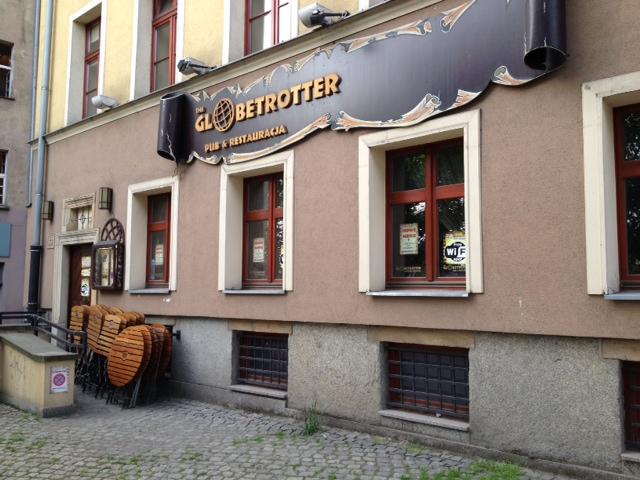 Globetrotter Pub, Wroclaw