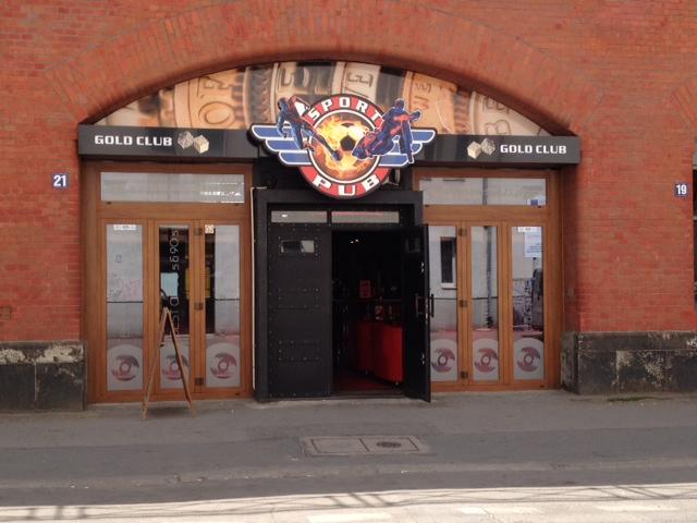 Sport Pub 21, Wroclaw