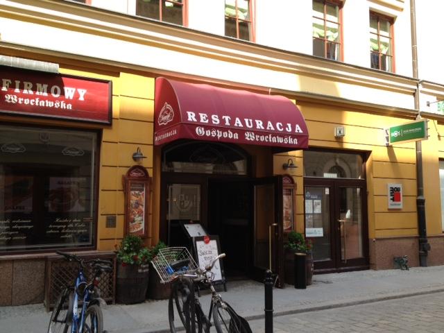 Gospoda Wroclawska, Wroclaw