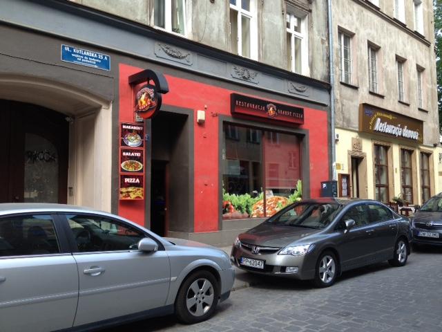 Grande Pizza, Wroclaw