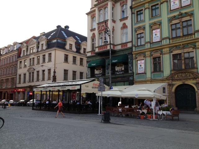 Guinness Pub, Wroclaw