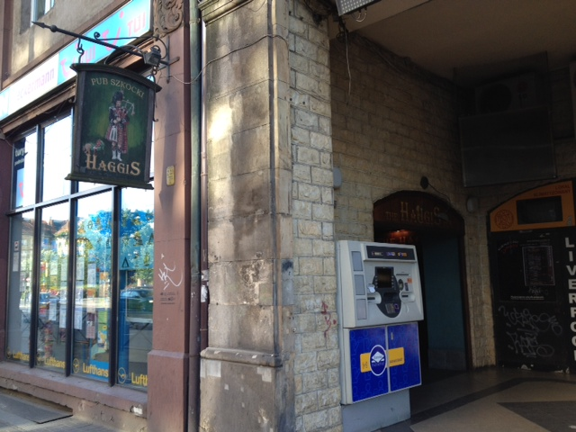 Haggis Pub Szkocki, Wroclaw