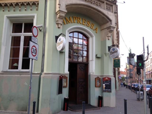 Impressa Restauracja, Wroclaw