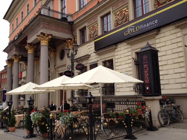 Inspiracja Bar and Restauracja, Wroclaw
