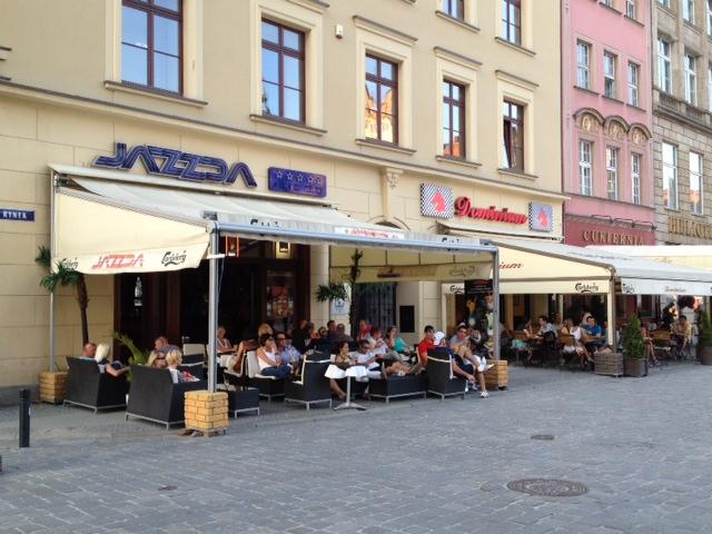 Jazzda Club, Wroclaw