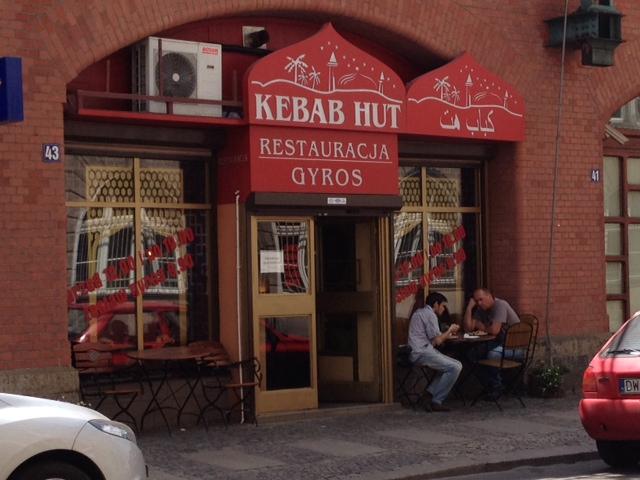 Kebab Hut, Wroclaw