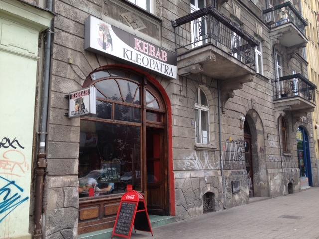 Kleopatra Kebab, Wroclaw