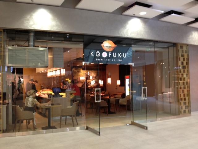 Kofuku Sushi Bar, Wroclaw