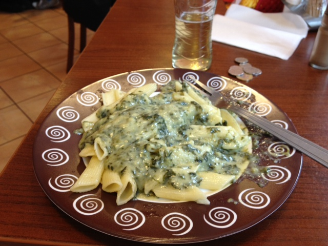 Macaroni Spaghetti Bar, Wroclaw