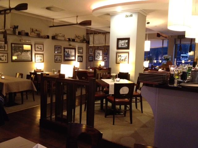 Marina Restaurant, Wroclaw