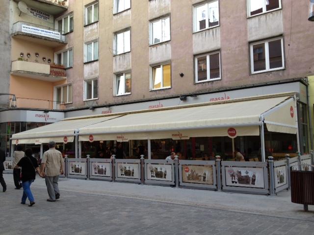 Masala Grill, Wroclaw