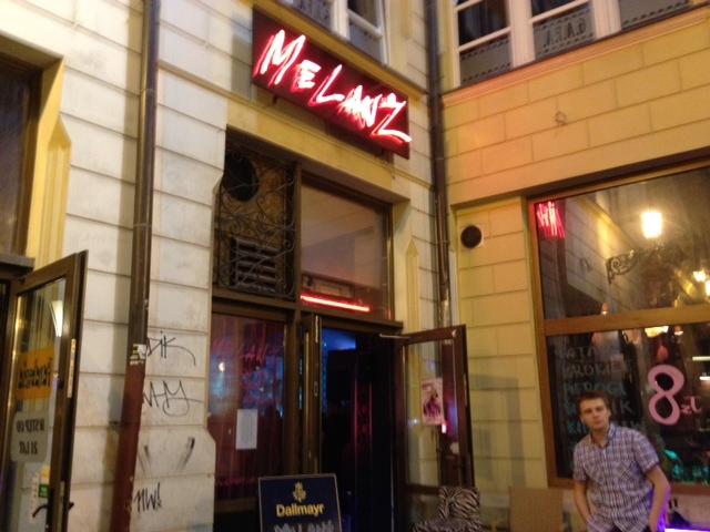Klub Melanz, Wroclaw