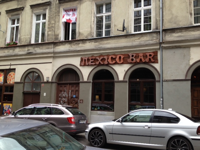 Mexico Bar, Wroclaw