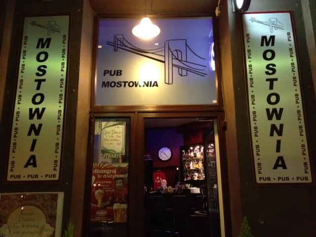 Mostownia Pub, Wroclaw