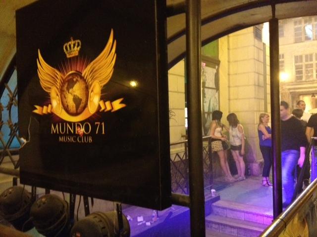 Mundo Club, Wroclaw