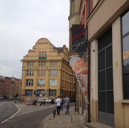 New York Gyros, Wroclaw