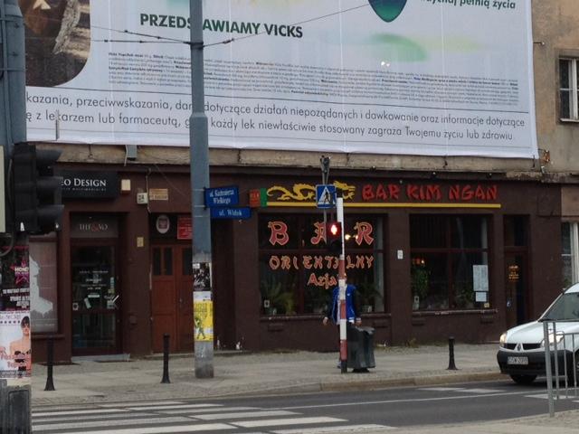 Kim Ngan Bar Orientalny, Wroclaw