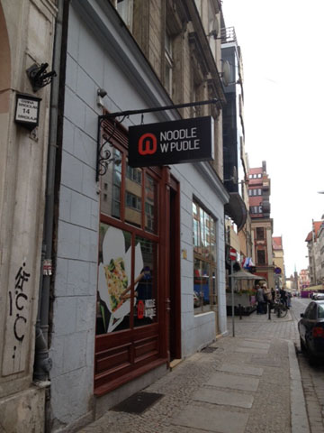 Noodle w Pudle, Wroclaw