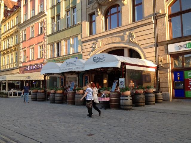 Novocaina, Wroclaw