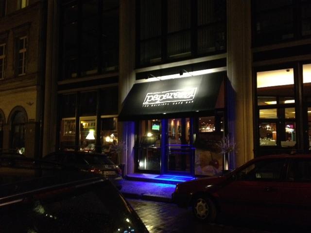 Paparazzi Cafe Bar, Wroclaw
