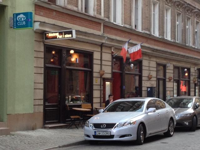 Le Bistro Parisien, Wroclaw