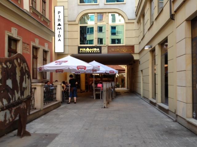 Piramida Steakhouse, Wroclaw