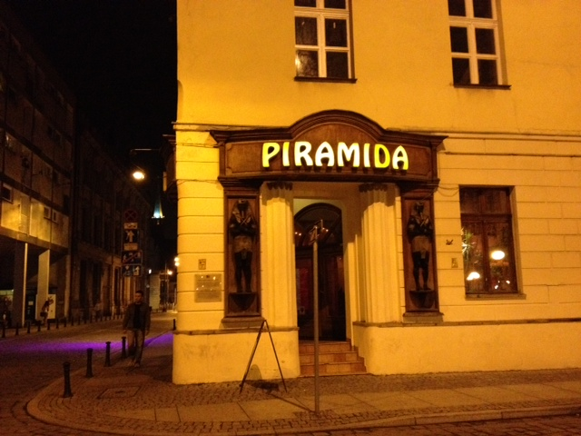 Piramida Steakhouse, Wroclaw