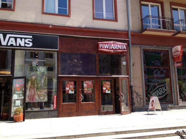 Piwiarnia Warka, Wroclaw