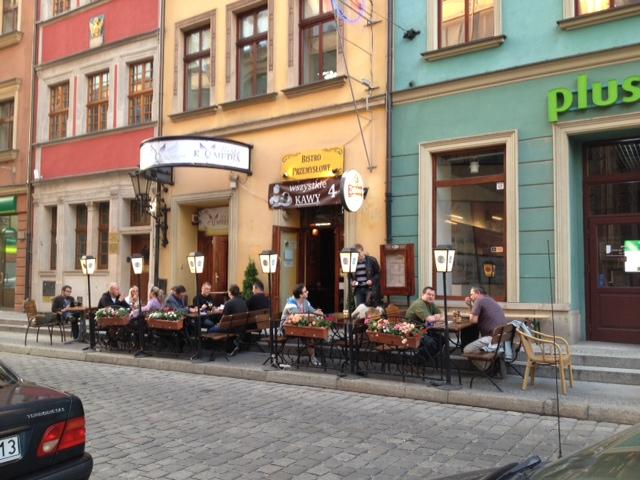 Przemyslowe Bistro, Wroclaw