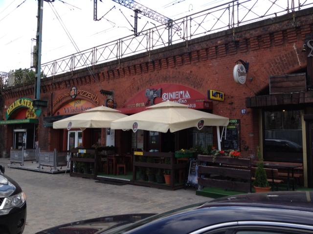 Cinema Pub, Wroclaw