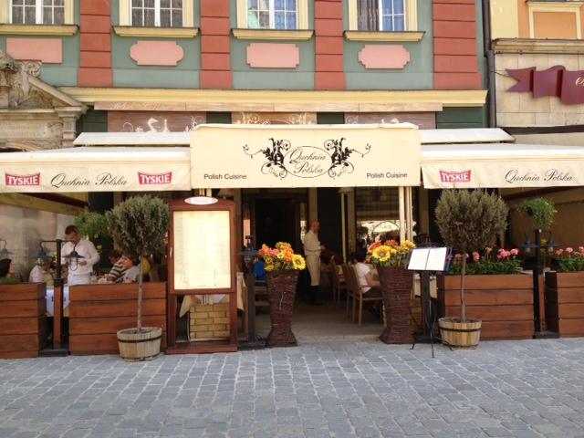 Quchnia Polska Restauracja, Wroclaw