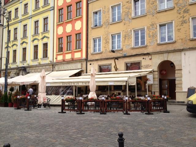 Restaurant Ragtime Cafe, Wroclaw