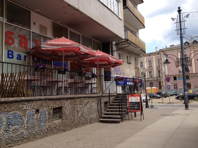 Bar Orientalny Saigon, Wroclaw
