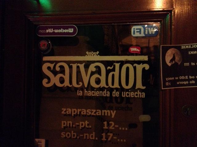 Salvador La Hacienda De Uciecha, Wroclaw