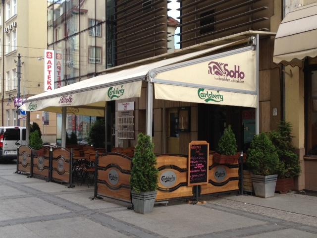 SoHo Restaurant, Wroclaw