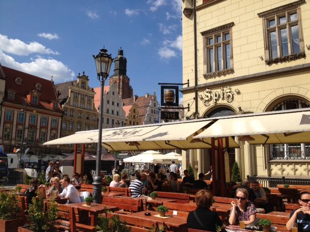 Spiz Minibrowar Restauracja, Wroclaw