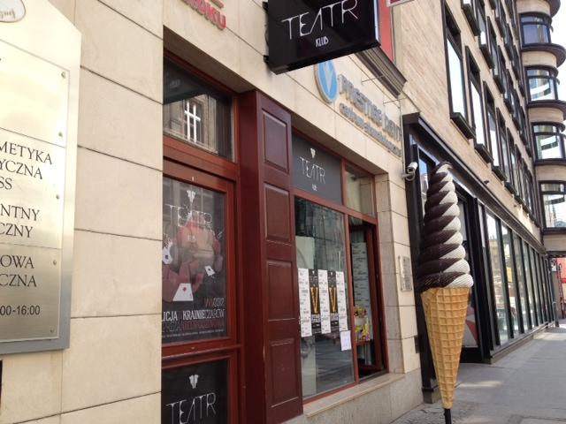 Teatr Klub, Wroclaw