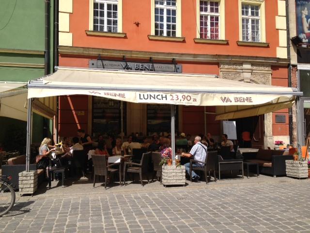 Va Bene, Wroclaw