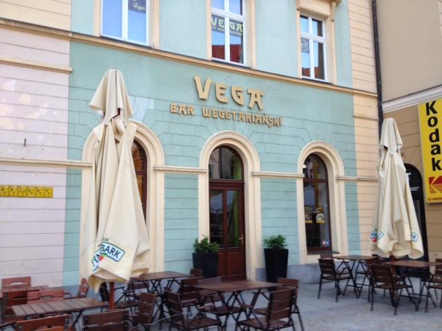Vega Restaurancja Wegetarianski, Wroclaw