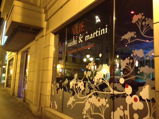 Vue Martini and Sushi (Kyoto), Wroclaw