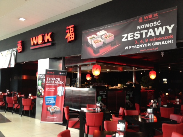 Wook Chinese, Wroclaw