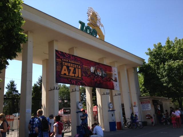 Zoo Wroclaw, Wroclaw